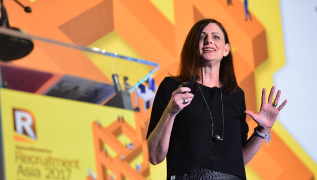 Leesa Rawlings, Diageo's Asia Pacific talent engagement lead