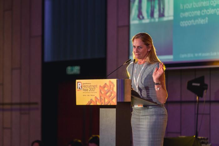 Karin Clarke RAMY2017