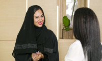 Hijabi at the reception