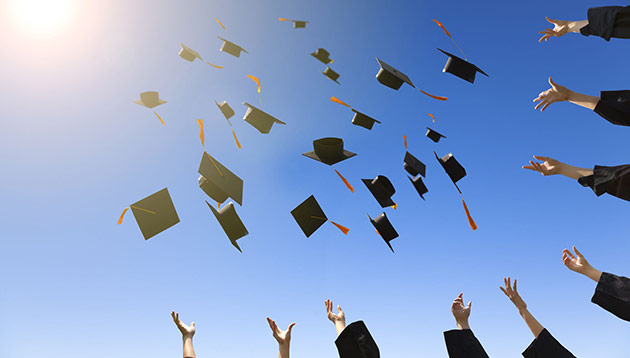 graduate - 123RF