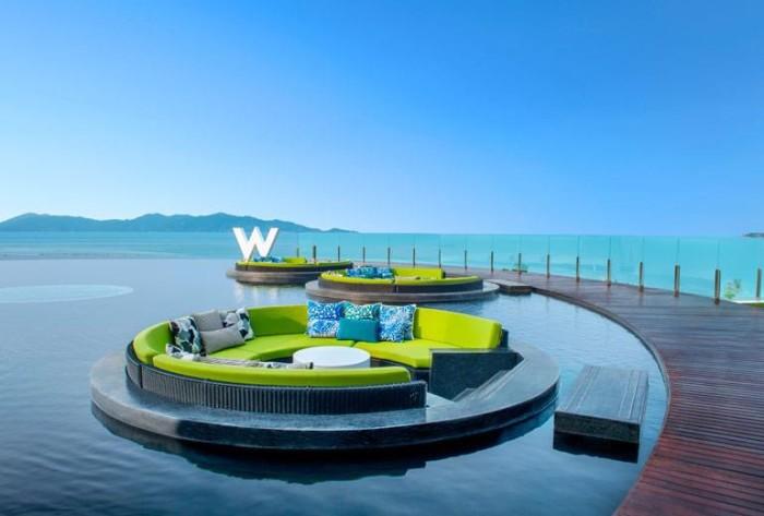 WOOBAR, W Hotel, Koh Samui, Thailand