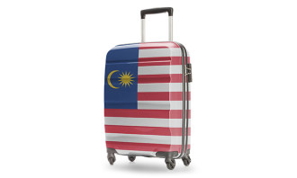 Malaysia Travel Concept