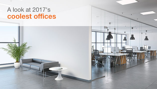 Photos a look at 2017 s coolest offices human resources for Hr design interiors