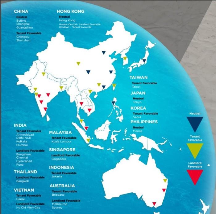 Malaysia tenant favourable