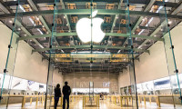 Apple store - 123rf