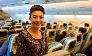 SIA cabin crew - 123RF