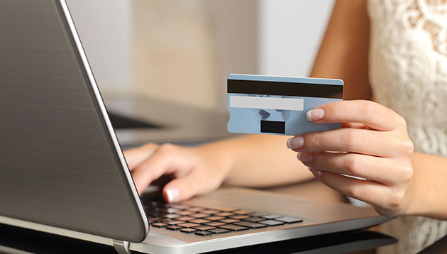 Online shoppping