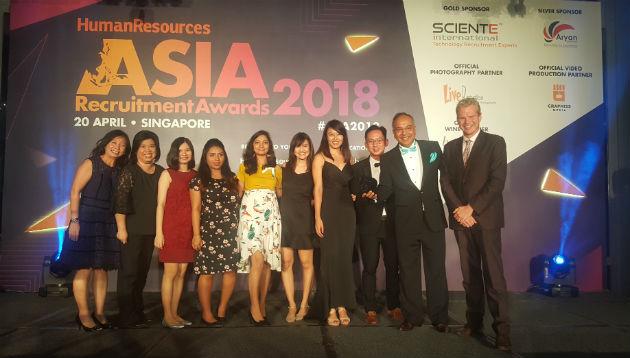 ARA SG 2018 segment 1 4th award