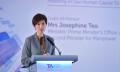 Josephine Teo at TAFEP event (resized)