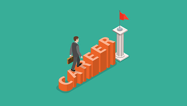 Jerene - career ladder - iStock