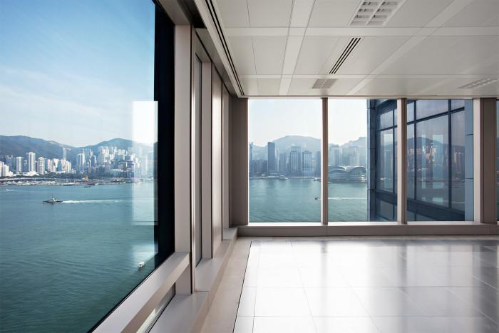 R17 Victoria Dockside K11 Atelier Office View of Victoria Harbour
