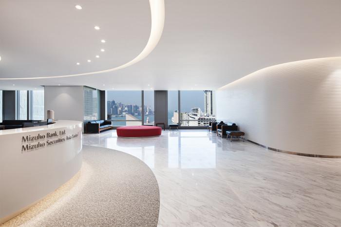 R18 Victoria Dockside K11 Atelier Mizuho Bank Office