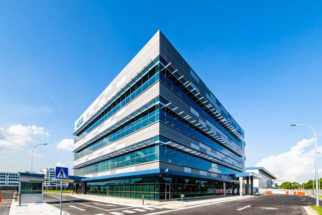 Amgen NextGen Workplace Exterior Perspective_3