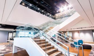 Amgen NextGen Workplace Stairway Perspective_2