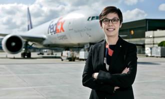 FedEx Express Audrey Cheong