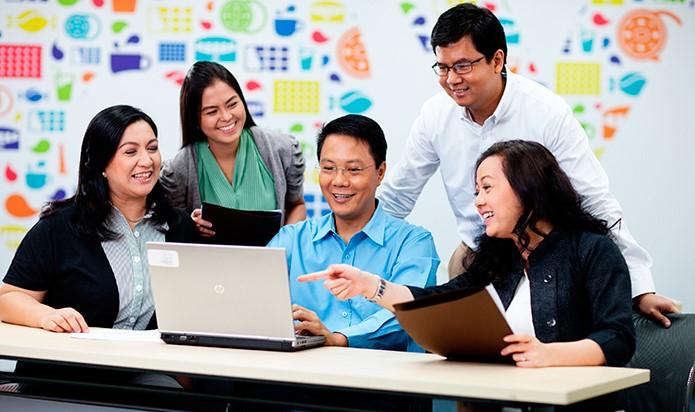 Mondelez creates moments of joy among employees