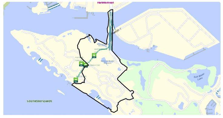 SG Map 3