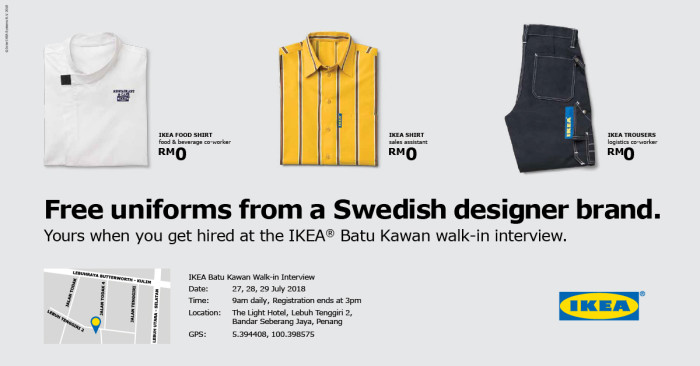 IKEA's new Penang store to fill over 200 jobs | Human Resources Online