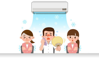 Jerene - July 2018 - women feel cold while men feel hot - 123RF